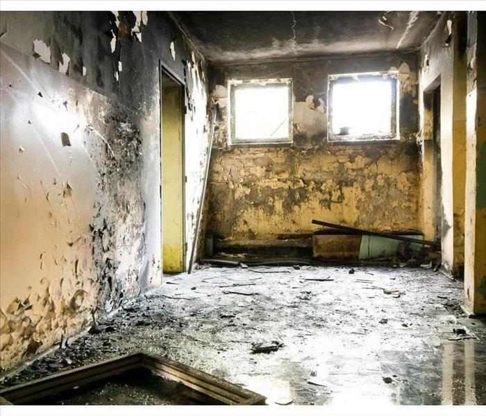 Commercial The Relation Between Fire Damage and Water Damage