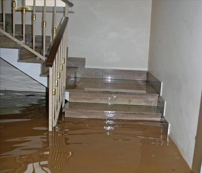 How Water Affects Common Building Materials Servpro Of