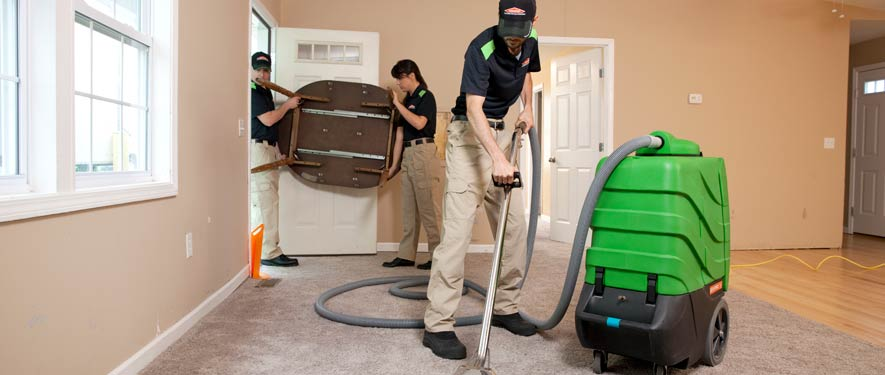 Bellevue, WA residential restoration cleaning